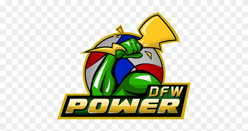 Dfw Power Logo - Dallas/fort Worth International Airport #207448
