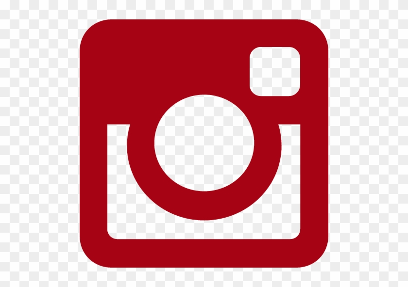 Instagram Logo Dark Red #207605
