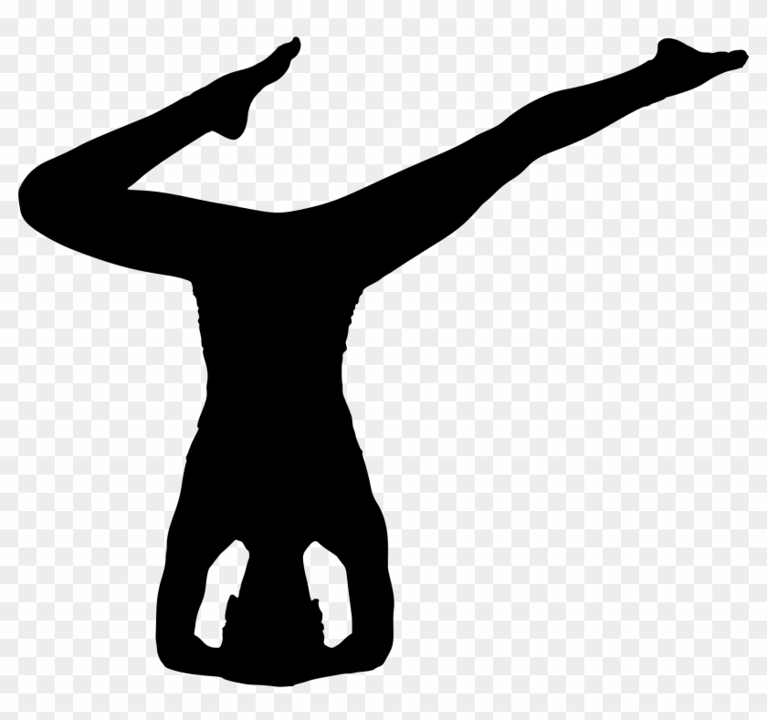 Female Yoga Pose Silhouette 11 Icons Png Yoga Poses Silhouette Png Free Transparent Png Clipart Images Download