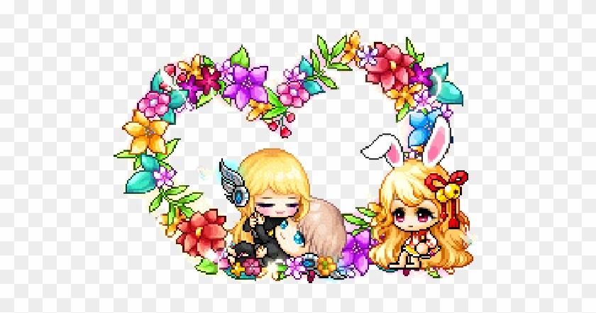 Missed Your Chance To Get The Highly-coveted Beautyroids - Maplestory Can T Live Without You Chair #1312320