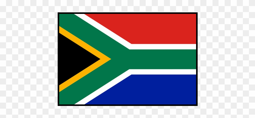 South Africa National Flag #1312422