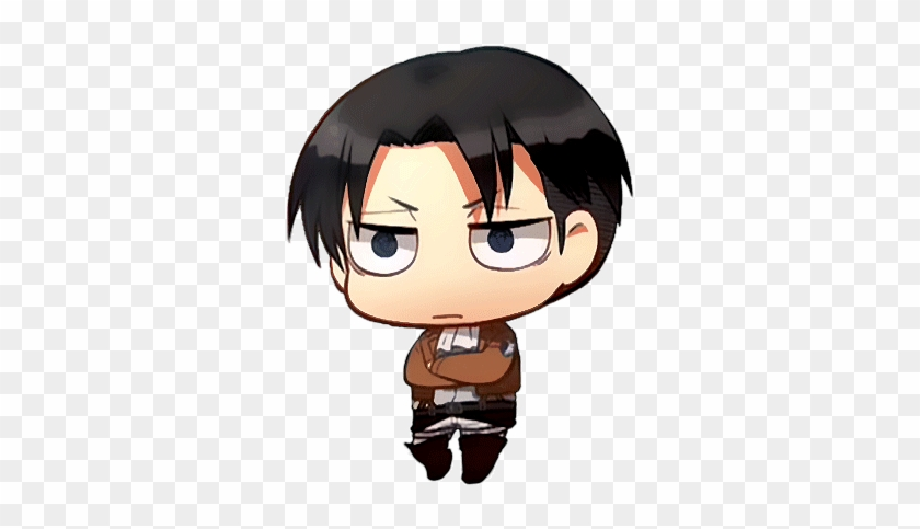 Anime Chibi Attack On Titan Wallpaper Levi Free Transparent Png Clipart Images Download