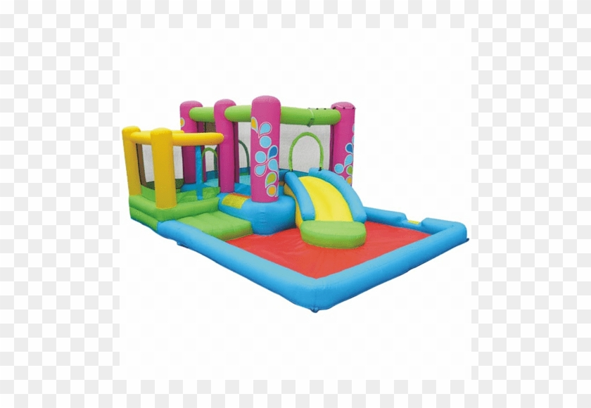 Kidwise Little Sprout All-in-one Bounce 'n Slide Combo #1313622