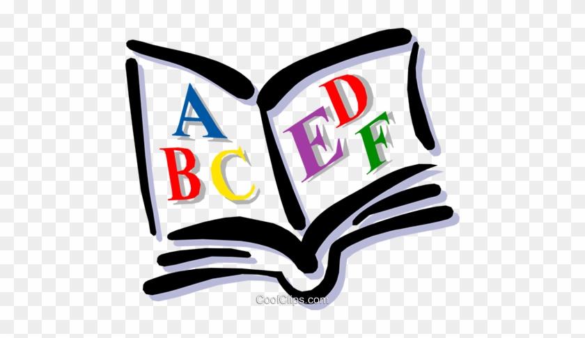 Books Royalty Free Vector Clip Art Illustration - School Supplies Clip Art #1313869