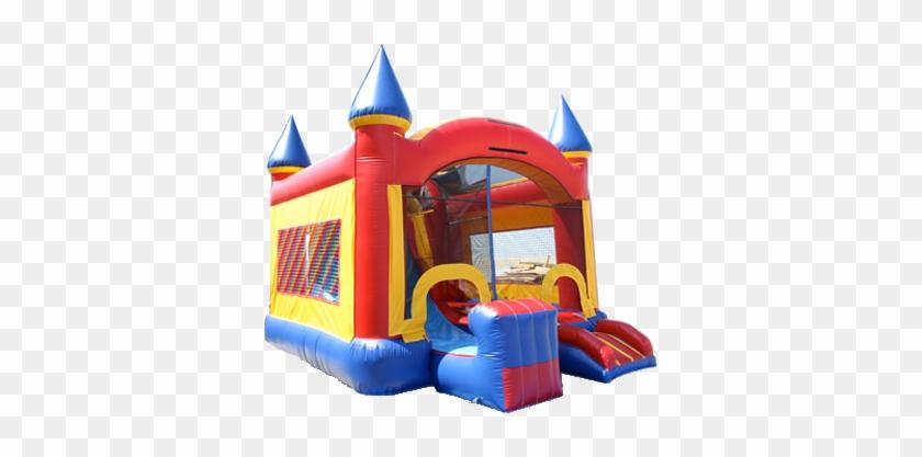 Princess Castle Combo $160 - Inflatable Castle #1314211