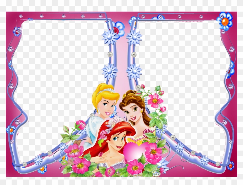 Disney Princess Christmas Album Download - Disney Princess Frame Png ...