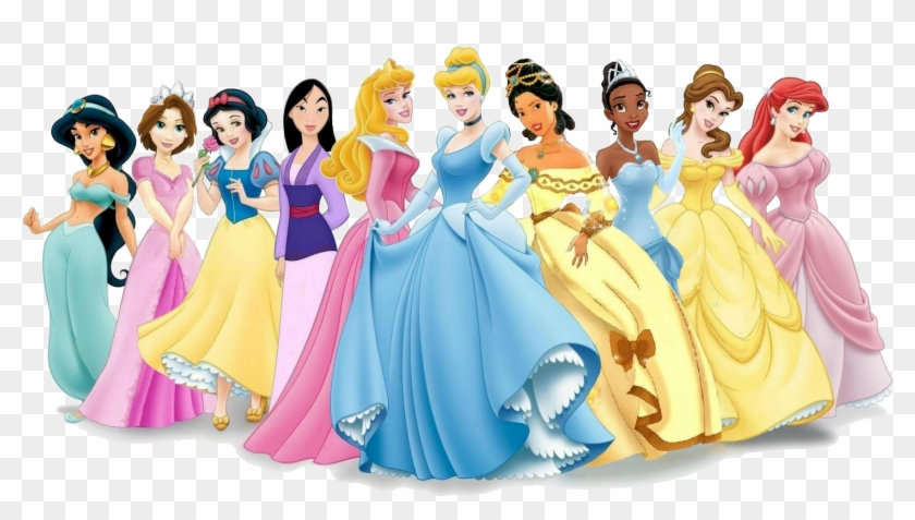 Disney Princess Halloween Clipart - Most Famous Disney Princess #1314721