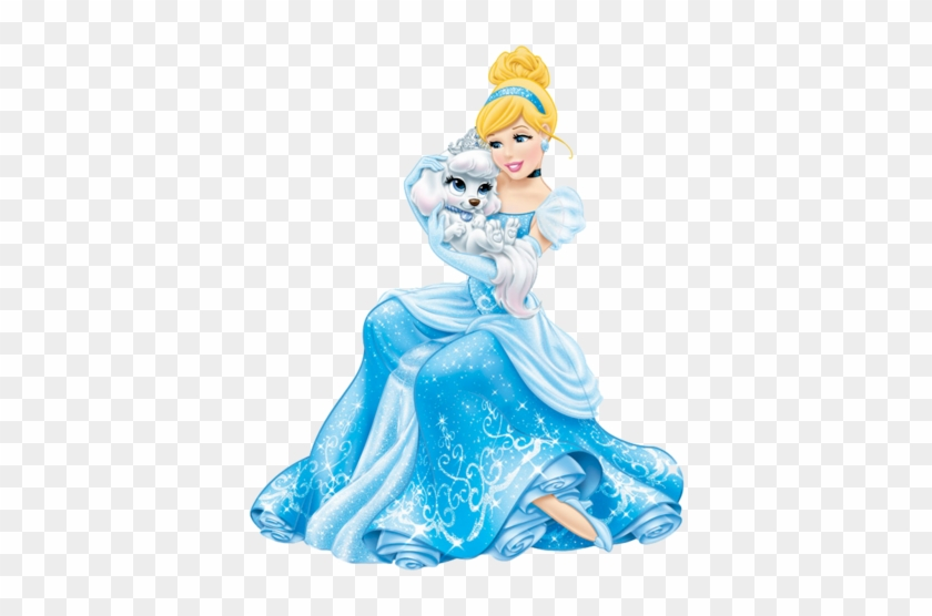 Disney Princess Palace Pets Wallpaper Titled Cinderella