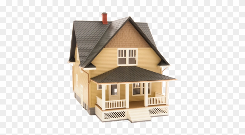 Cut Out Houses - Hindi Two Letter Words #1315215