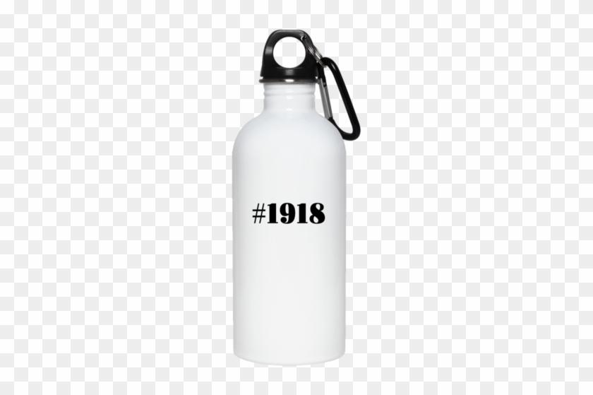 Restored 100 Suvenyrai Stainless Steel Water Bottle - 2 Pug