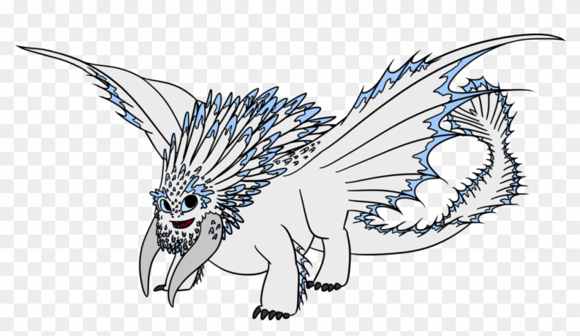 Maggie S Bewilderbeast By Regalchaos Train Your Dragon 2 Alpha Coloring Pages Free Transparent Png Clipart Images Download
