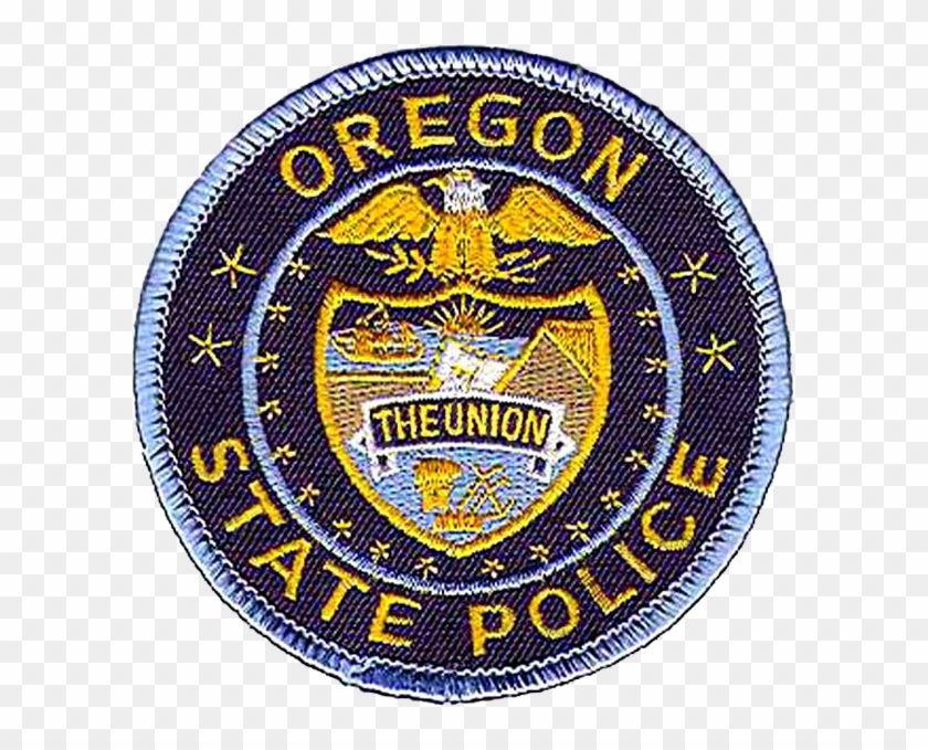Oregon State Police Department #1317374