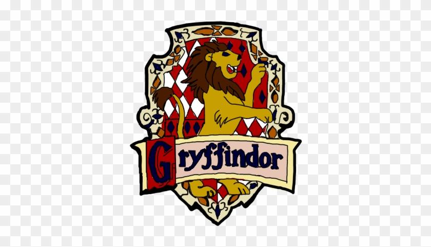 Harry Potter Gryffindor Crest #1317377