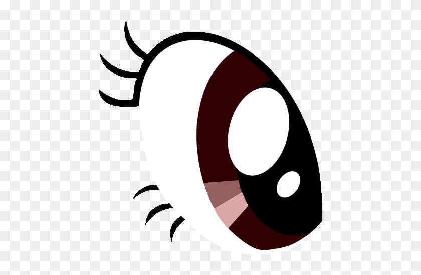 My Eye Mlp Vector By 9cynthia On Deviantart Rh 9cynthia - My Little Pony Eye #1317514