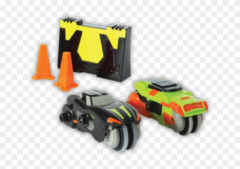 Our Toys - Blip Toys Street Shots T-racers Vehicle Set (2 Pack) #1318027
