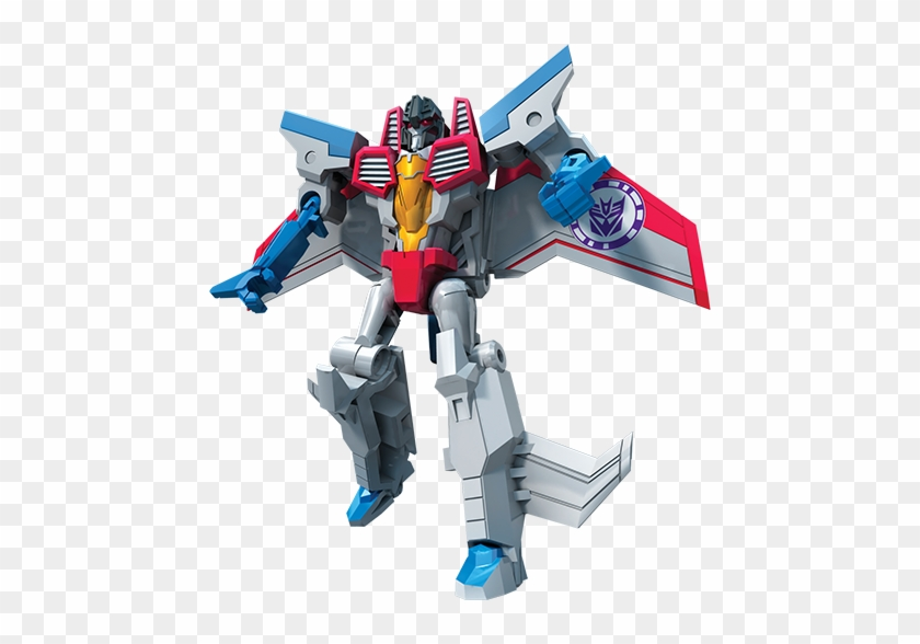 Legion Class Starscream - Transformers Robots In Disguise Combiner Force Starscream #1318095