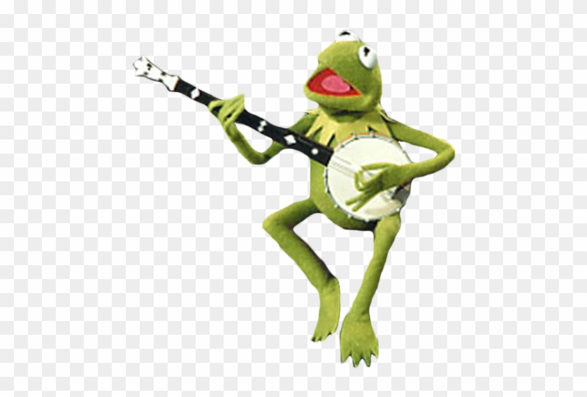 Kermit The Frog - Kermit The Frog Transparent - Free