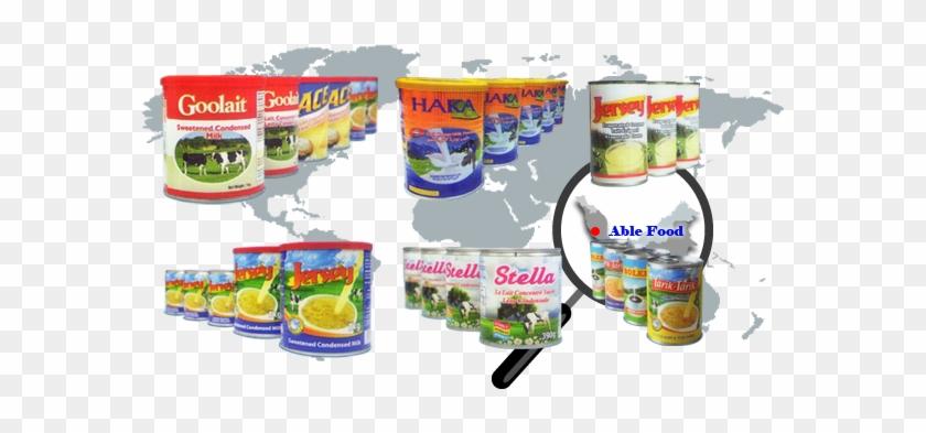Able Food Milk Powder Products - Reisebüro International #1319687