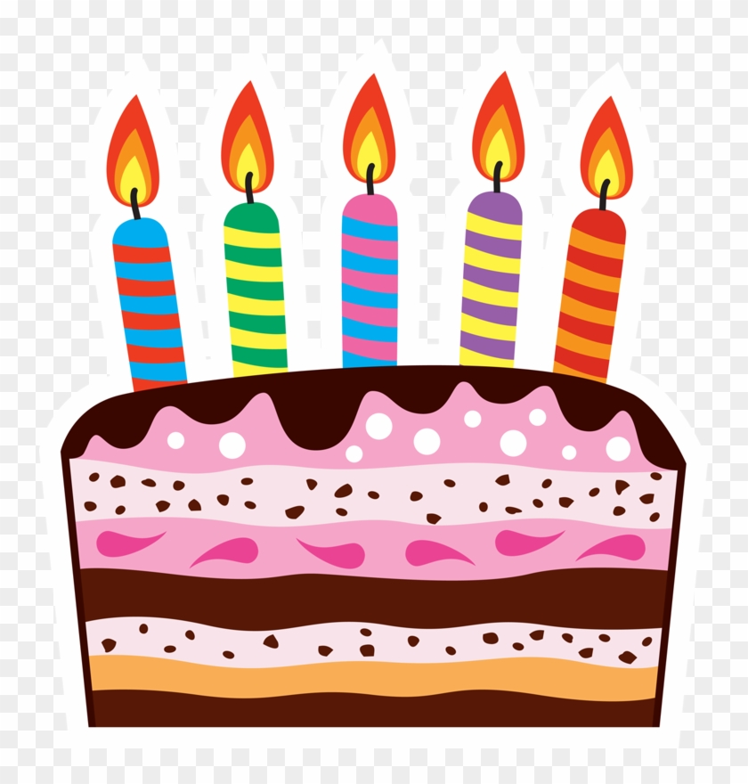 Find This Pin And More On Clipart By Nastyareferee Birthday Cake