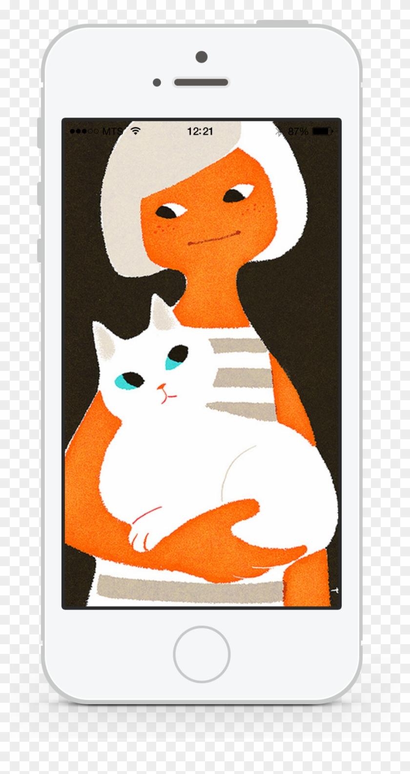 Cat Wallpaper 4 Tumblr Mai0tje0fq1r73k9mo1 Cat Free Transparent