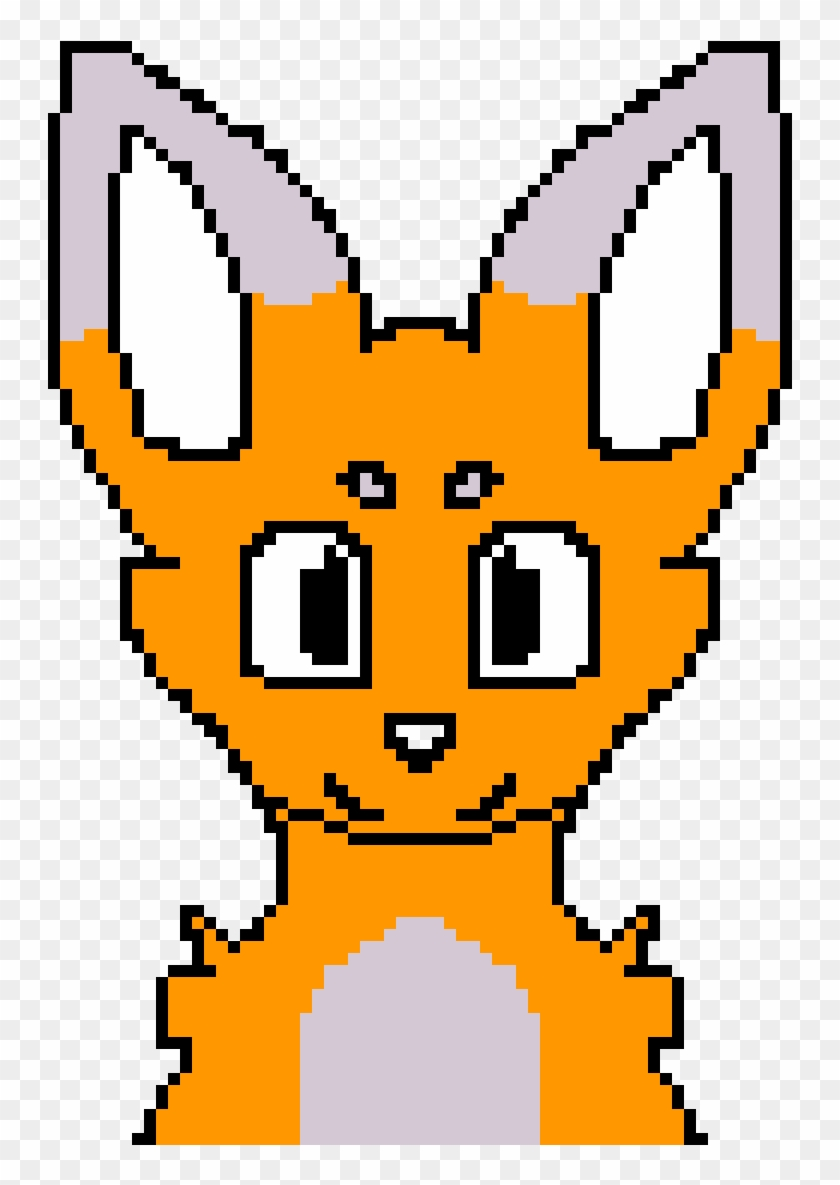 Cute Fox Drawing Base Free Transparent Png Clipart Images Download