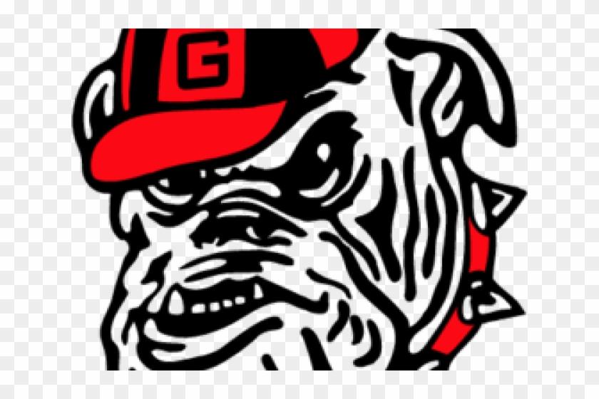 Georgia Bulldogs Clipart 2 350 X 350 Carwad Net - Georgia Bulldogs Logo #1321558
