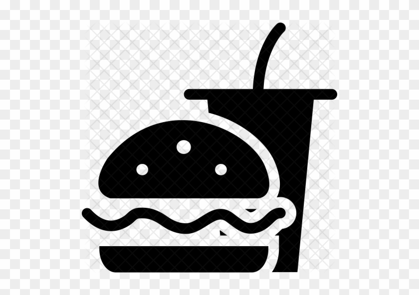 Fast-food Icon - Food & Drink Icon #1321635