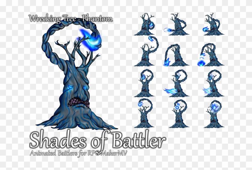 Rpg Maker Mv Battler - Rpg Maker - Free Transparent PNG Clipart