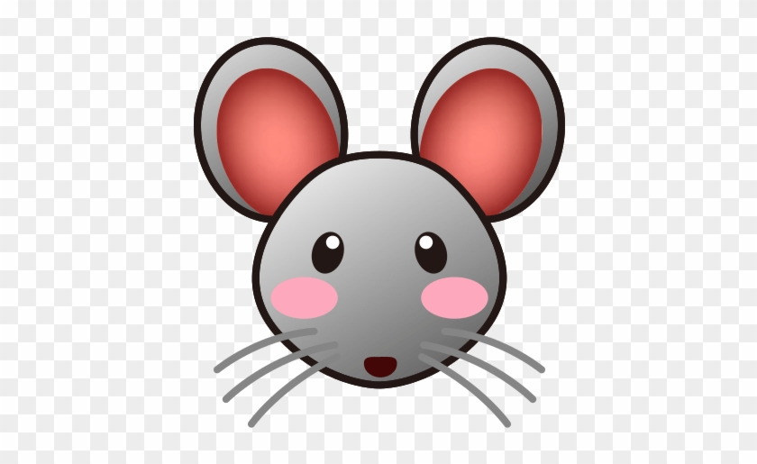 картинка мордочка мышки на прозрачном фоне торт