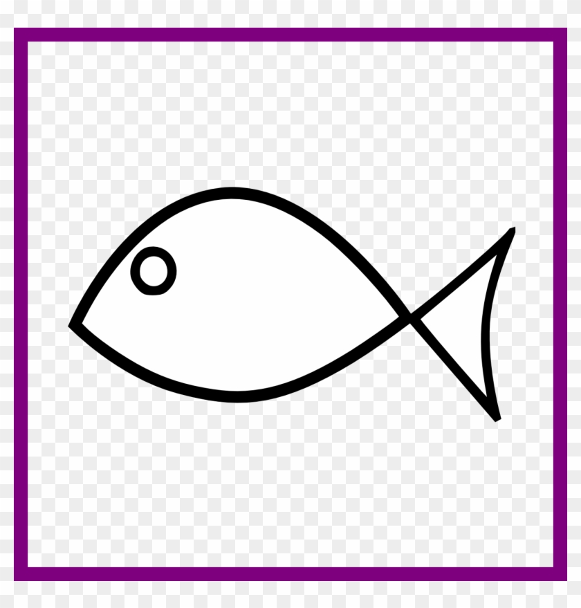 Shocking Fish Art Clip On Pics For Clipart Fry Concept - Basic Drawing Of Fishes #1323946
