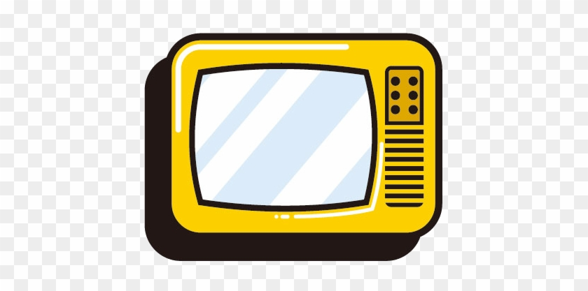 Television Download Icon - Television #1324619
