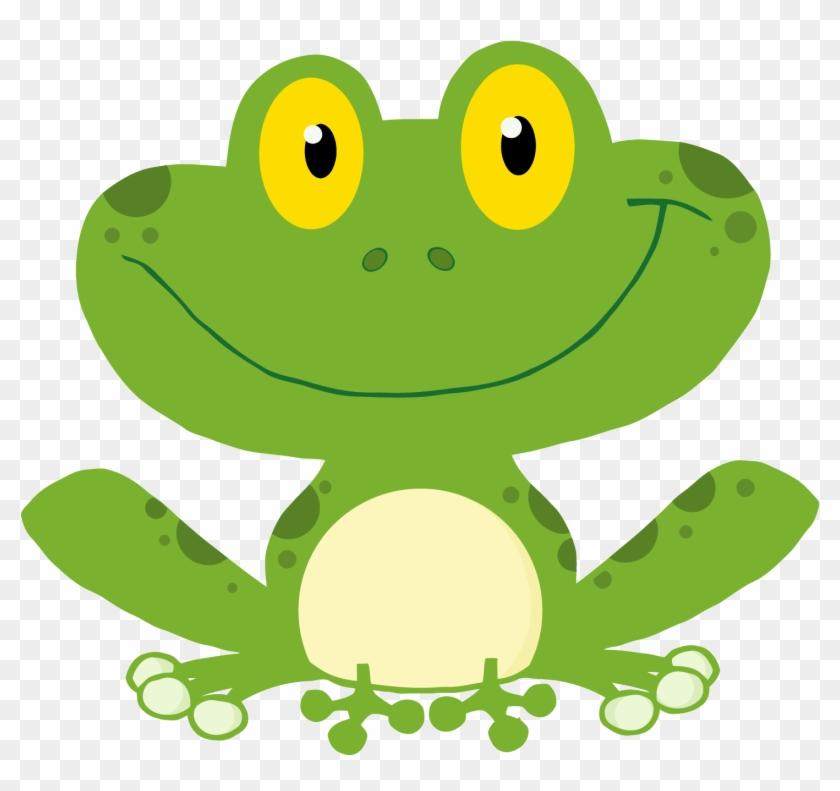 Animated Frog Gif - Cute Frog Cartoon #1325318