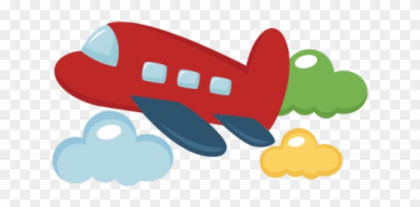 cute airplane cartoon png