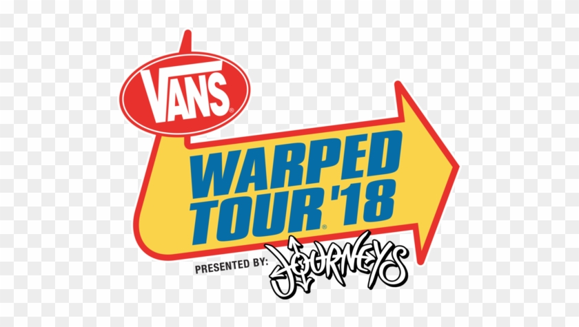 Posted By Bill Forman On Wed, Nov 15, 2017 At - Vans Warped Tour 2018 Logo #1326556