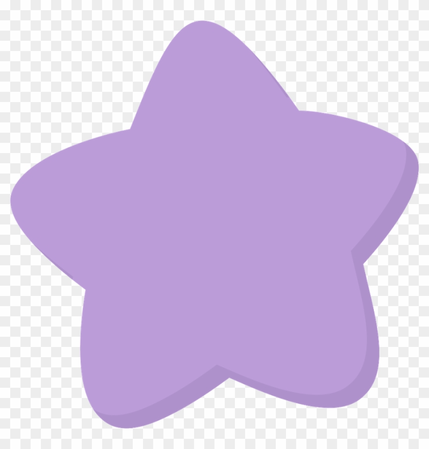 Lavender Star Clipart Commercial Use Clip Art Lilac - Purple Star No Background #1326700