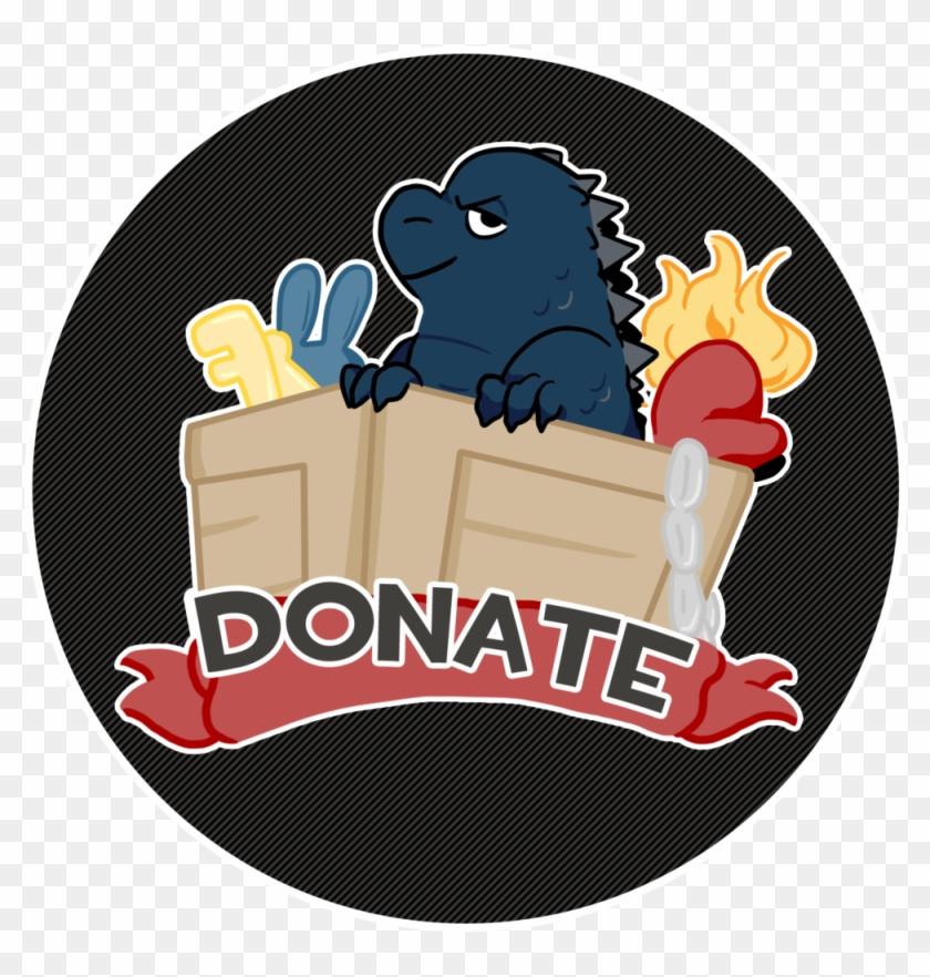 Donate Button Comission By Queezlejones Donate Button