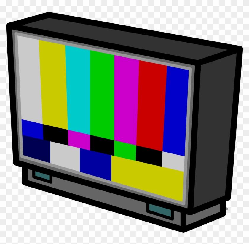 Big Screen Tv Sprite 010 - Television #1327412