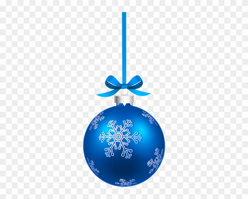 christmas ornaments clipart snowflake blue christmas ball png - Blue Christmas Ornaments