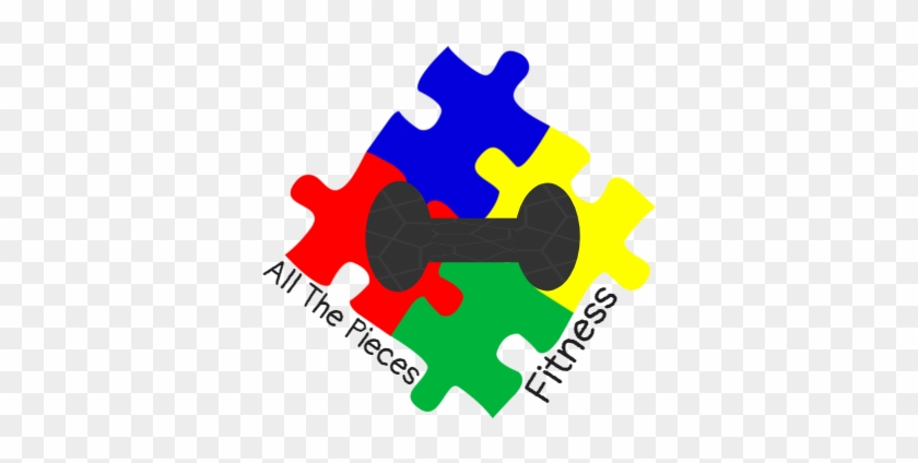 All The Pieces Fitness Logo - Copyright #1328778