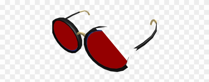 Red Eyed Wizard Kid Glasses - Roblox Corporation - Free