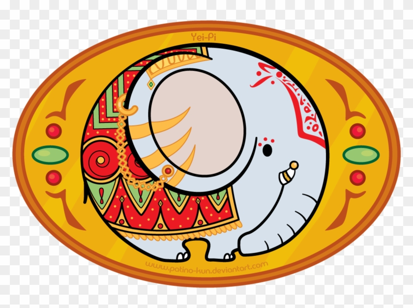 Hindi Elephant By Yei-pi - Circle #1329659