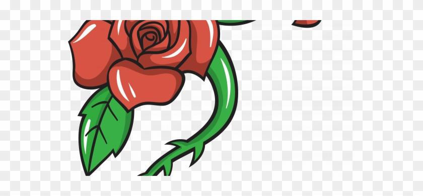 Hurry Pics Of Cartoon Roses Garden Beach Rose Clip - Rose Cartoon Pictures Of Flower #1329853