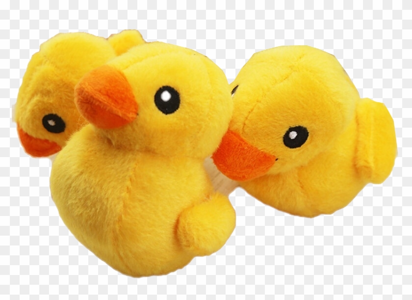 Ran Feng Pet Toys Yellow Ducklings Dogs Cats Sounds - Squishy Dogs Toys #1330662