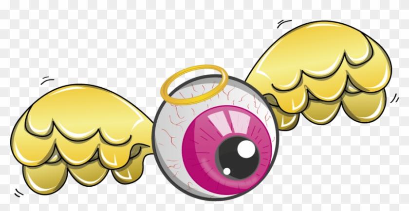 Flying Eyeball Png Transparent Free Transparent Png Clipart Images Download