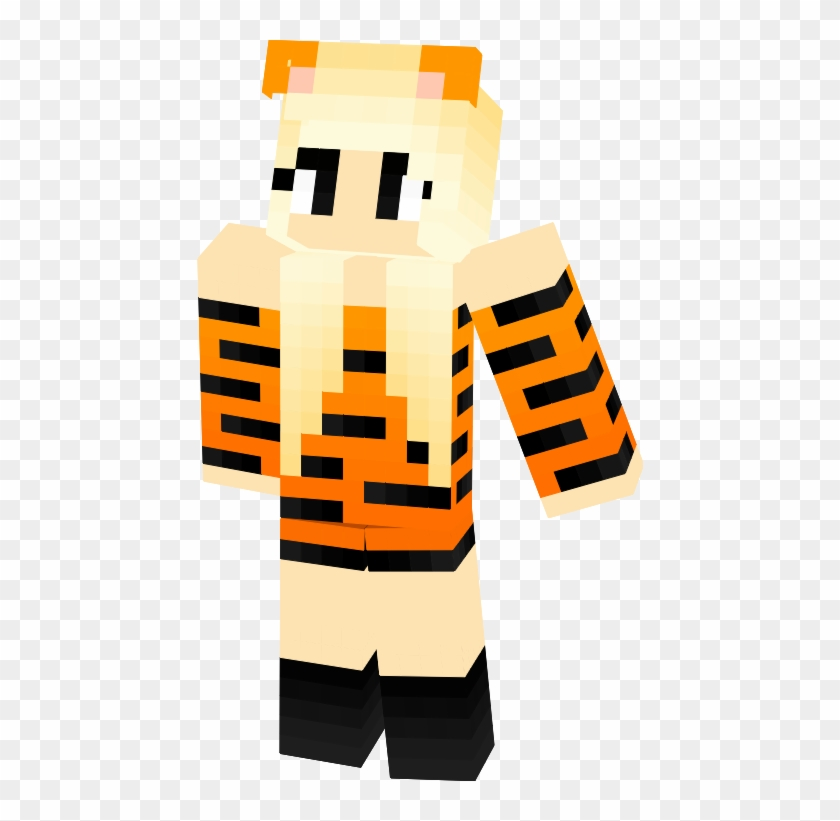 This Is A Cute Minecraft Skin - Halloween Minecraft Skins