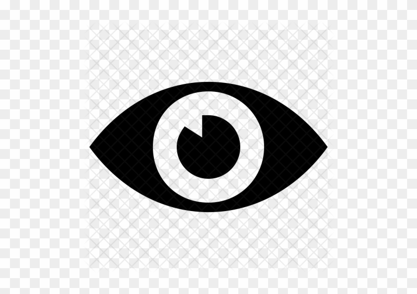 Eye Icon - Watching Icon #1331451