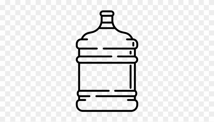 Big Bottle Of Water Vector Big Water Bottle Clipart Free Transparent Png Clipart Images Download