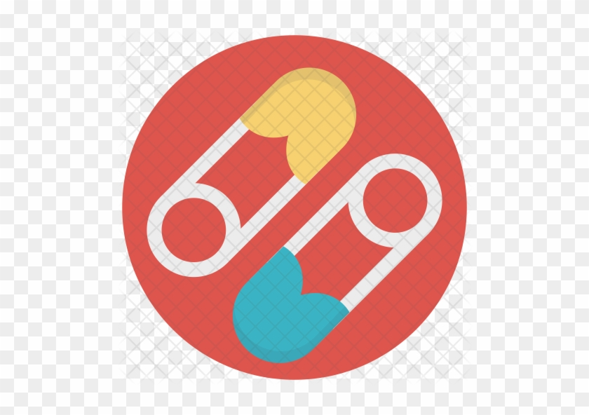 Safety Pin Icon Coles Online Free Transparent Png Clipart Images Download