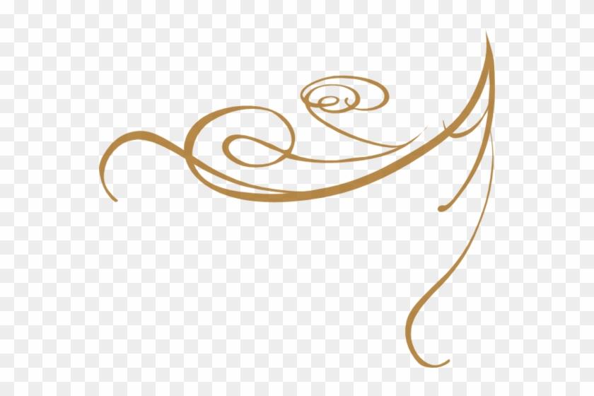 gold star border clipart decorative swirl gold design for