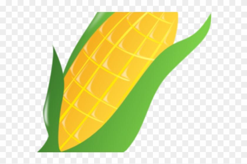 Harvest Clipart Ear Corn - Corn Clip Art #1332820
